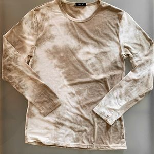 The Tie Dye - Men's Long Sleeve Shirt